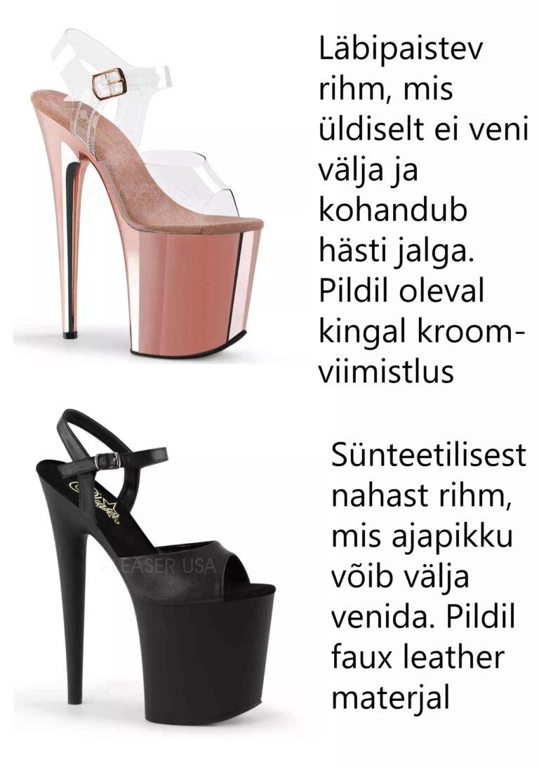 3 Exotic Soul Studio Tartu postitants blogi kontsad kingad saapad
